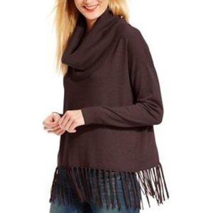MICHAEL Michael Kors Turtle Neck Sweater in Coco